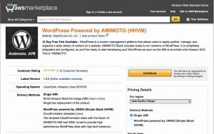 awsmarketplace AMIMOTO
