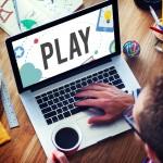 Play Playful Enjoyment Imagination Create Concept
