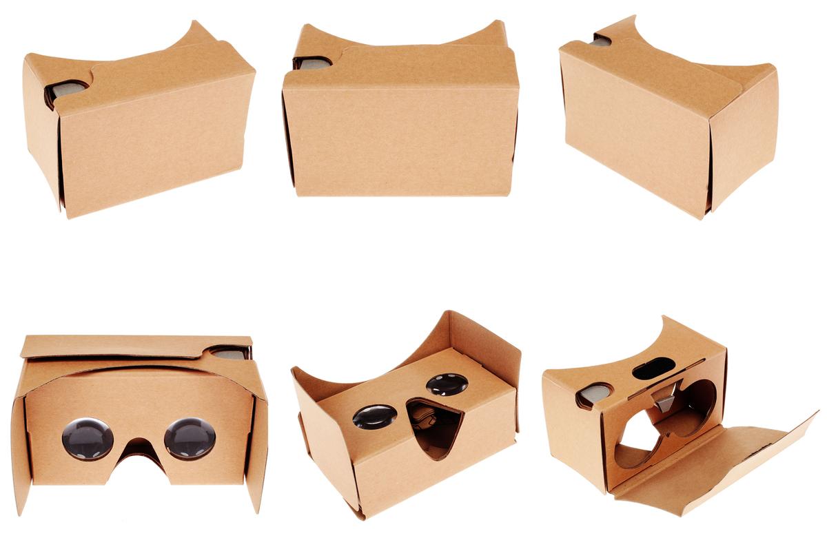 VRのハードウエアを買う前に、まずはアプリで試してみよう