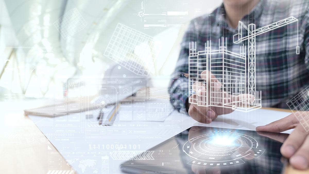 3Dモデルで建築物を管理